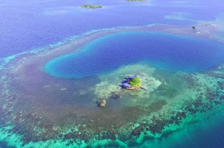 Private Islands Airbnb_belize