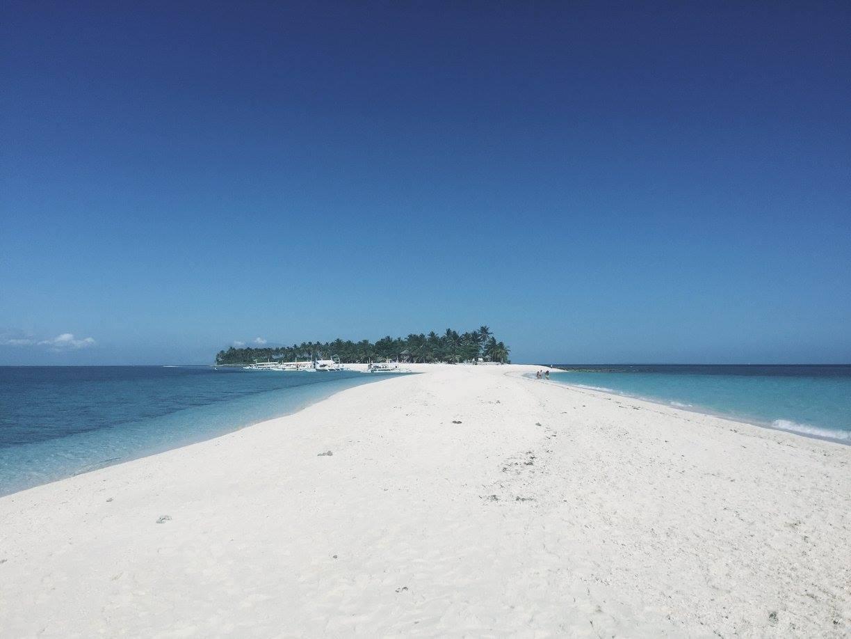 02 Kalanggaman Island's famous sandbar