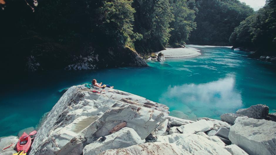 Mt. Aspiring National Park, New Zealand