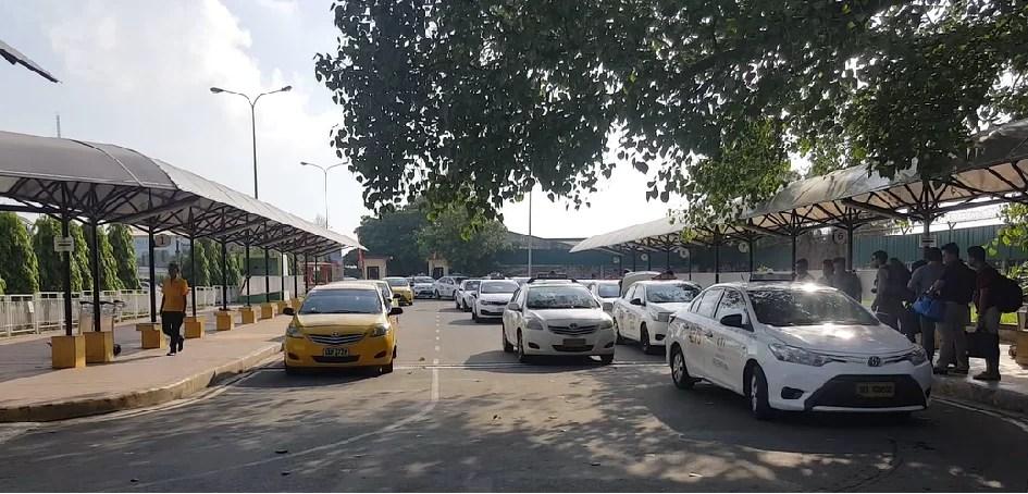 TaxiStandMactan