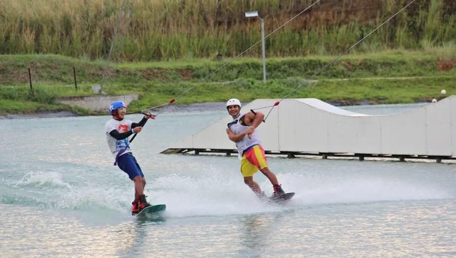 wakeboarding in nuvali by kara santos