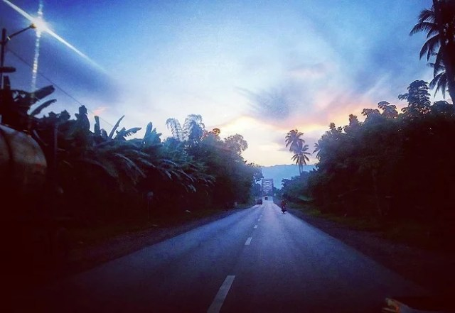 on and off the road mindanao