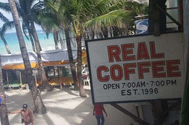 real-coffee