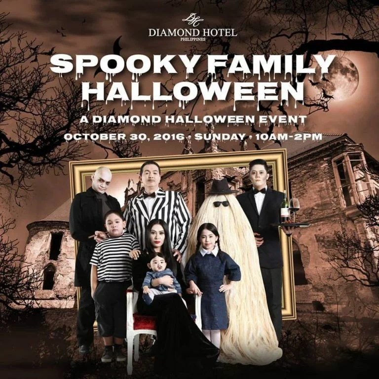 spooky-family