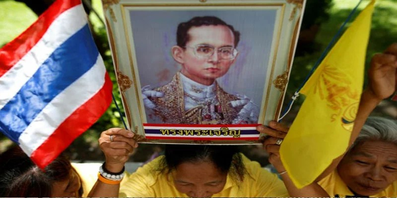 thailand-in-mourning