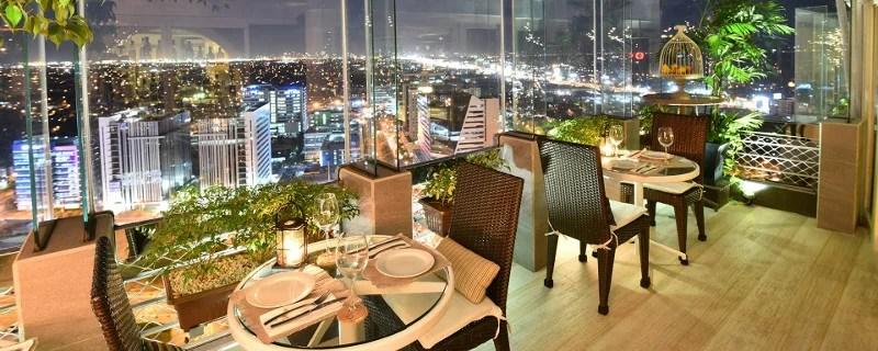10 Rooftop Bars in the Metro Where You Can Dine and Drink with a View