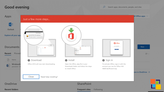 Office 365 Offline Installer