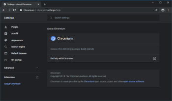 chromium won't uninstall