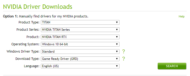 download nvidia hd audio driver