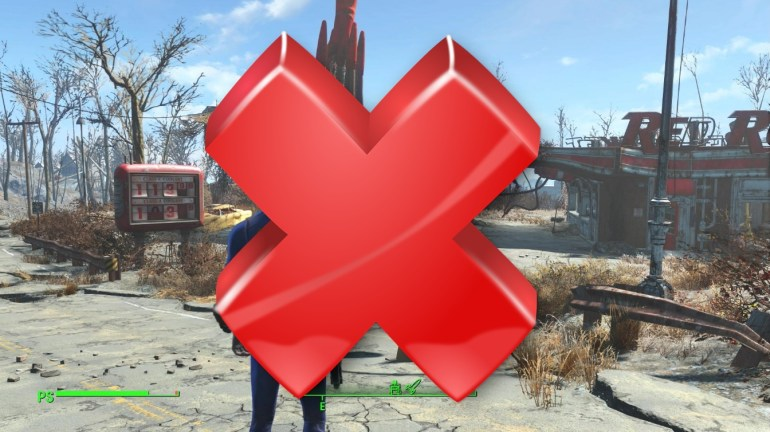 fallout 4 not launching