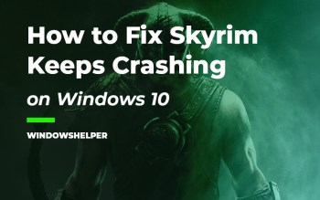 skyrim keeps crashing