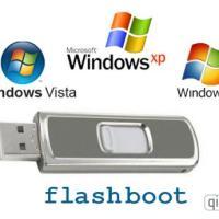 Инсталиране на Windows XP от флашка