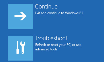 FIX: The drive where windows is installed is locked
