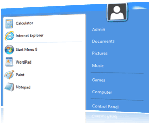Start Menu 8 What is the best Start menu replacements for Windows 8 start menu