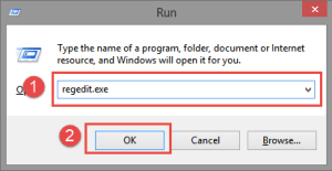 Run: Regedit How-to Turn off Notifications in Windows 8 and Windows 10 How-to Turn off Notifications in Windows 8 and Windows 10