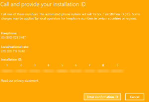 Phone Activation: Steps Fix: This Copy of Windows is not genuine genuine