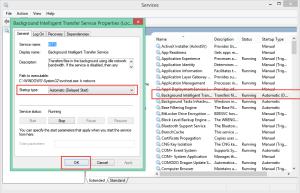 Bits Windows Store: Error 0X80072EE2  0X80072EE2