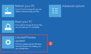 Remove Windows 10 Deinstall Windows 10 Windows 10