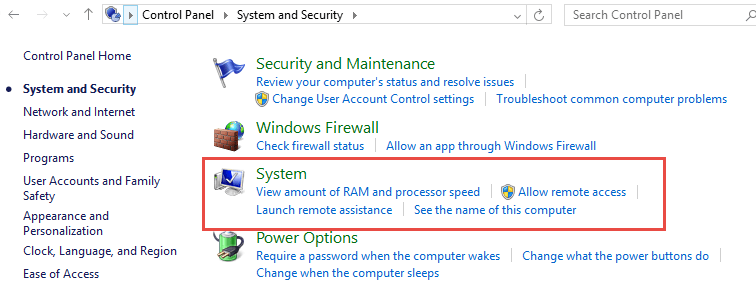 System How to Enable Remote Connections in Windows 10 enable remote connections