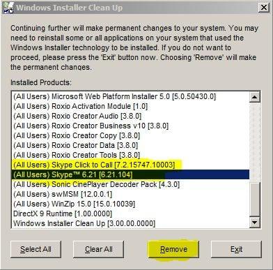 X6kYrTX.jpg How To Clean Install Skype. clean install skype