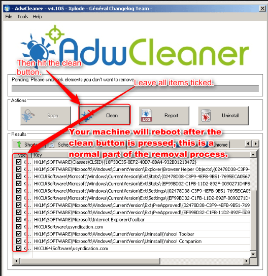How To Remove CloudScout Adware. 93 AujuVY3 How To Remove Imptestrm.com (Removal Guide
