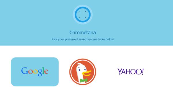 Chrometana How to use Google Search instead of Bing with Cortana? Google Search Cortana?