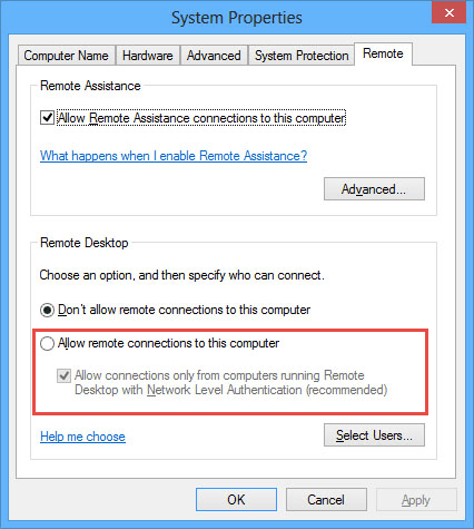 Enable Remote Access in Windows 10 How Do I Enable Remote Access in Windows 10 or Disable It? enable remote access in Windows 10