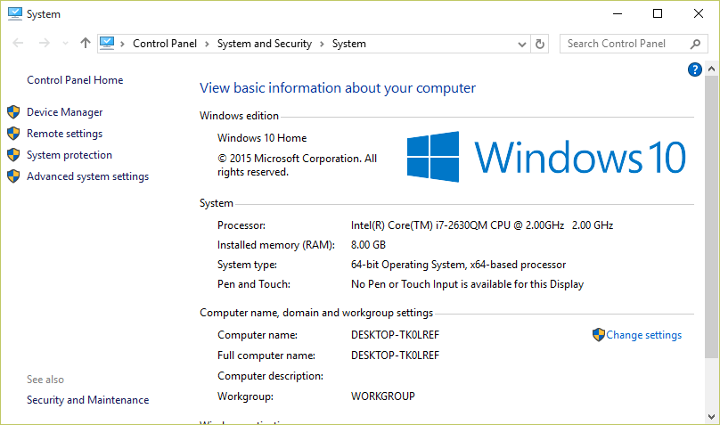 How Do I Know If I Have Windows 10?  How Do I Know If I Have Windows 10? How Do I Know If I Have Windows 10?