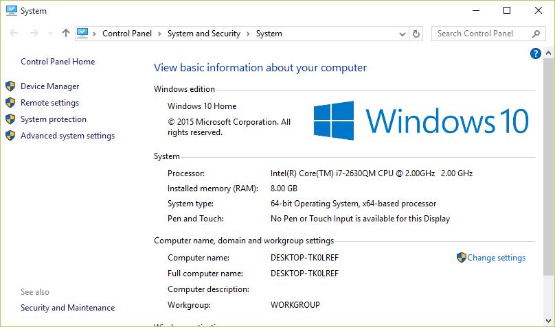 How Do I Know If I Have Windows 10?  How Do I Know If I Have Windows 10? How Do I Know If I Have Windows 10?