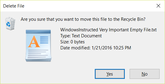 2016-01-21_22-26-47.png How to Enable the Delete Confirmation Dialog in Windows 10