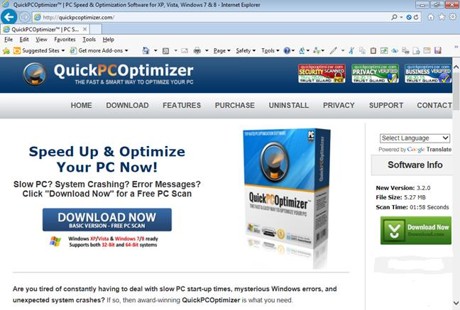 pic 7 Why Memory Optimizers, Driver Updaters, and Registry Cleaners are NOT recommended and should be avoided optimizer
