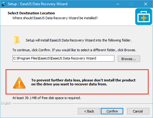 EaseUS Data Recovery Review: EaseUS Data Recovery Wizard easeus data recovery