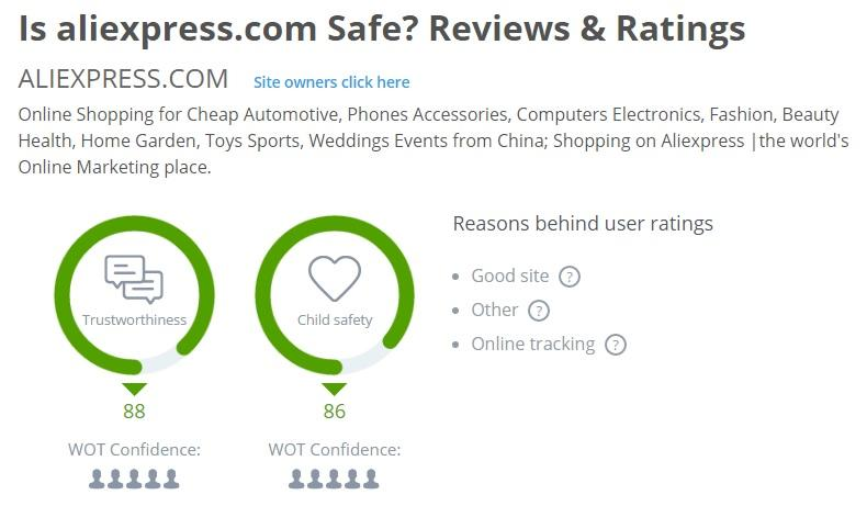 is-aliexpress-safe A Guide to Safe Shopping: Is AliExpress Safe?