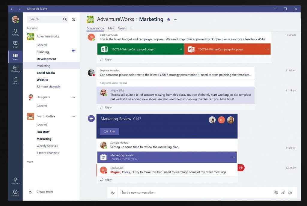 5 Tricks To Help You Get The Most Out Of Microsoft Teams 5 tricks to help you get the most out of microsoft teams