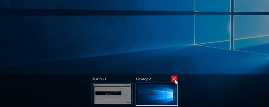Cara Menggunakan Virtual Desktop Di Windows 10