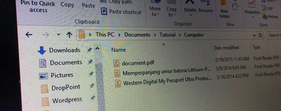Cara Menyimpan Dokumen Ke PDF Di Microsoft Word