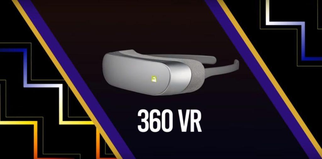 LG G5 Dengan Aksesori 360 Virtual Reality