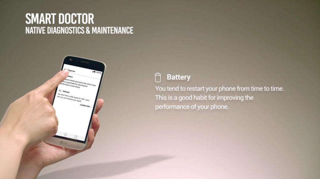 09 Smart Doctor Di LG G5