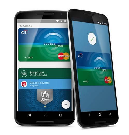 Kartu Kredit Di Smartphone Android