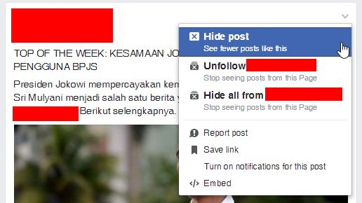 Melihat Berita Lebih Sedikit Di Facebook