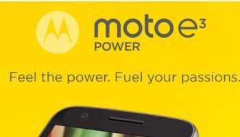 Motorola Moto E3 Power Header