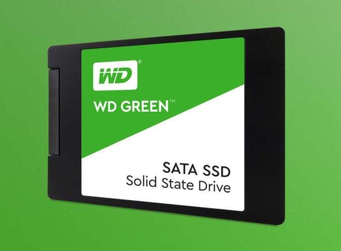 Wd Green Ssd