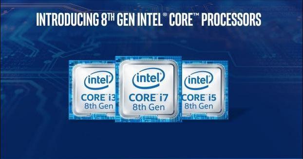 Intel 8th Gen Processor Header