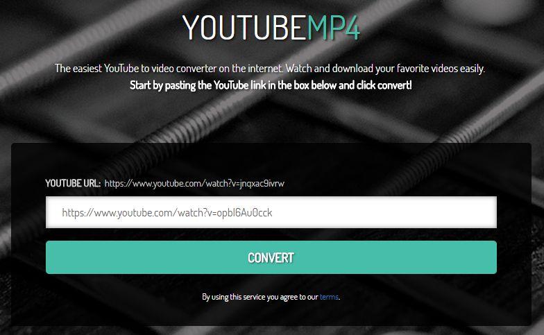 Youtubetomp4 Download Youtube Video