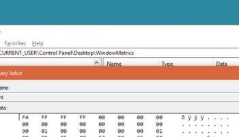 Apa Itu Registry Windows Header