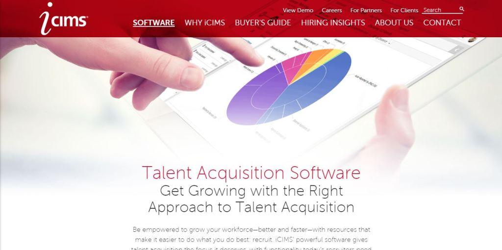 Icims Talent Acquisition Software