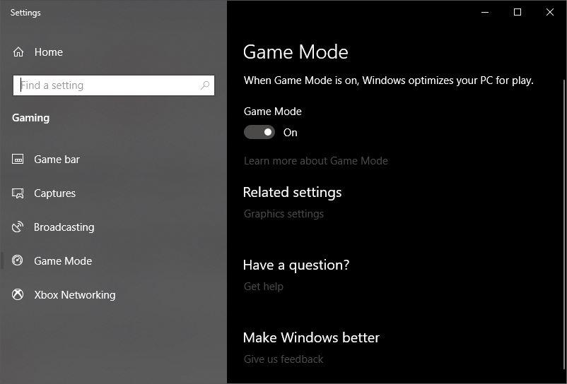 Cara Meningkatkan Performa Game Laptop Dengan Game Mode Windows 10