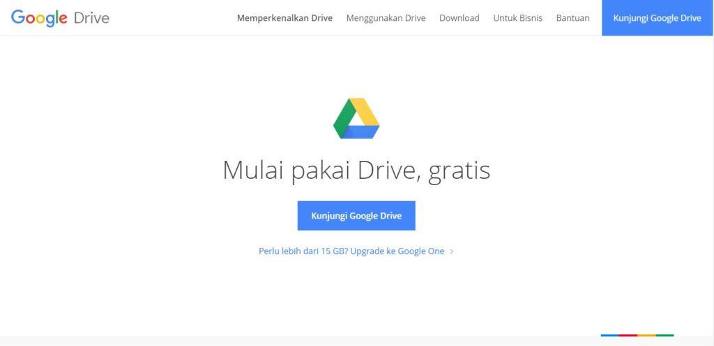 Situs Google Drive