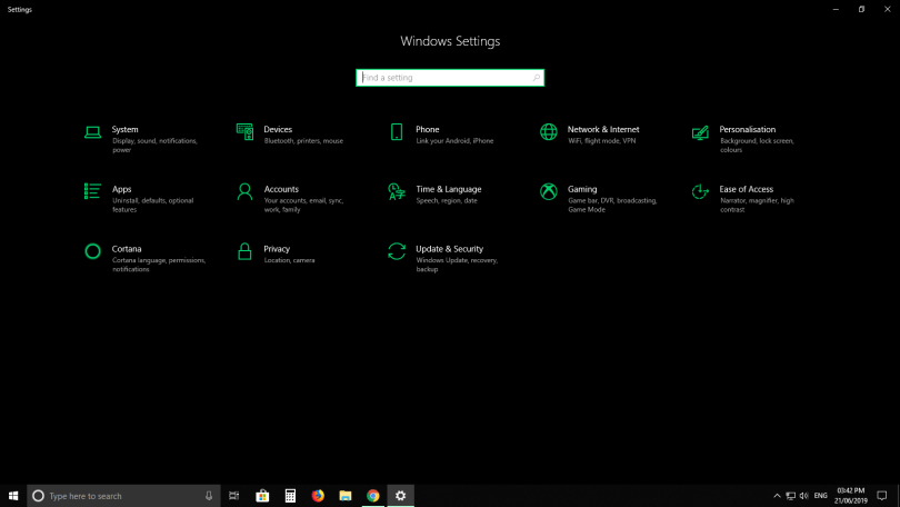 how to clear temporary files in Windows 10