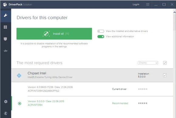 DriverPack Solution Driver Updater